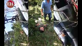 Diez heridos dejó accidente de helicóptero militar en Colombia