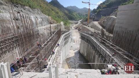 Represa de Patuca III toma forma: avanza en un 68 por ciento