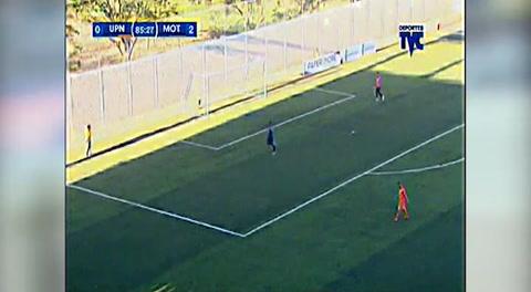 UPNFM 1-2 Motagua (Liga Nacional 2018)