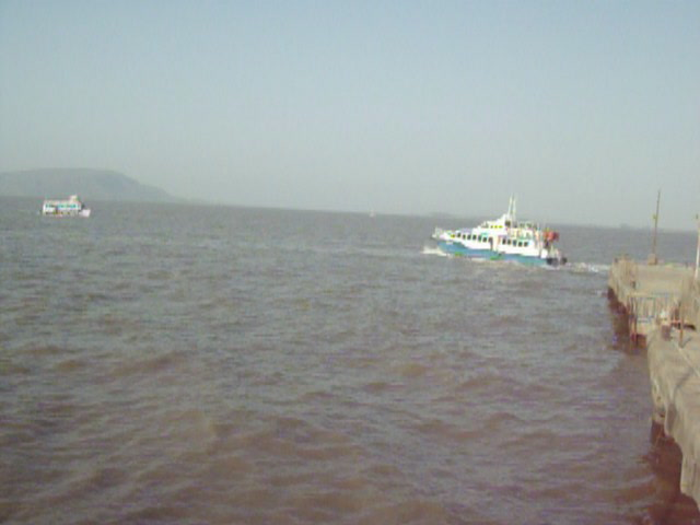 Alibaug Videos-mandva jetty