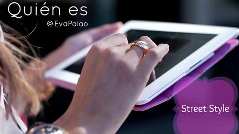 Quién es Eva Palao