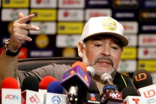 Esto fue lo que dijo Diego Maradona luego de su primer triunfo con Dorados de Sinaloa