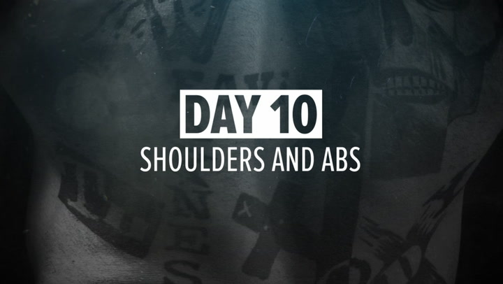 Day 10 | Shoulders and Abs Workout | Kris Gethin's 12-Week Muscle-Building Trainer