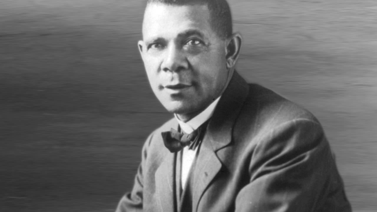booker t w speech A hyperlinked-annotation of washington's atlanta exposition speech and dubois' of booker t washington and others ~ a teaching and learning blog.