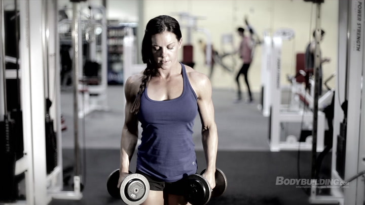 Brooke Erickson's Fitness Program - Bodybuilding.com