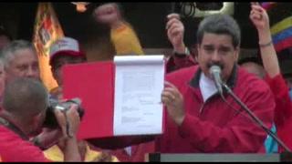 Poder electoral venezolano aprueba elección de Constituyente