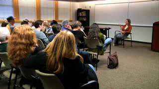 Pulitzer Prize winning author visits FSU