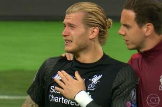VIDEO: Loris Karius destrozado pide perdón y la afición de Liverpool le aplaude