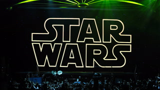George Lucas wanted 'Star Wars' logo to look stark and fascist