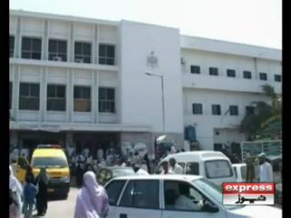 جناح اسپتال کراچی سے جعلی لیڈی ڈاکٹر گرفتار