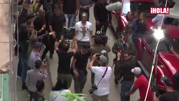Cuba se rinde a los encantos de Enrique Iglesias