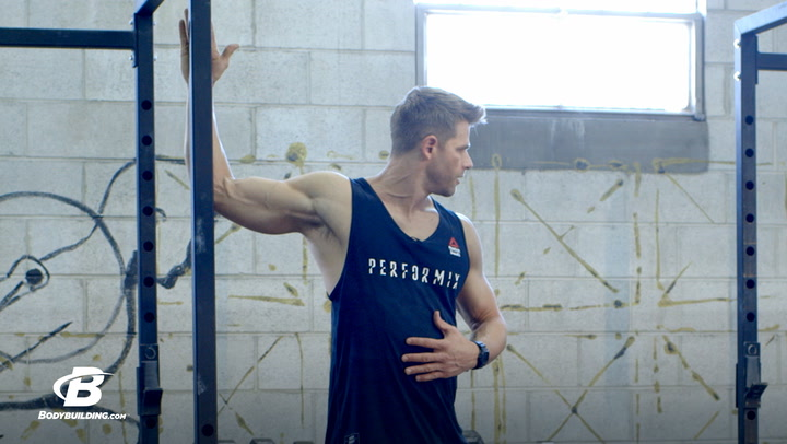 Shoulder-Saving Chest And Back Workout | Andy Speer