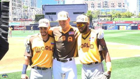 Hunter Renfroe & Carlos Asuaje on Futures Game & Padres future