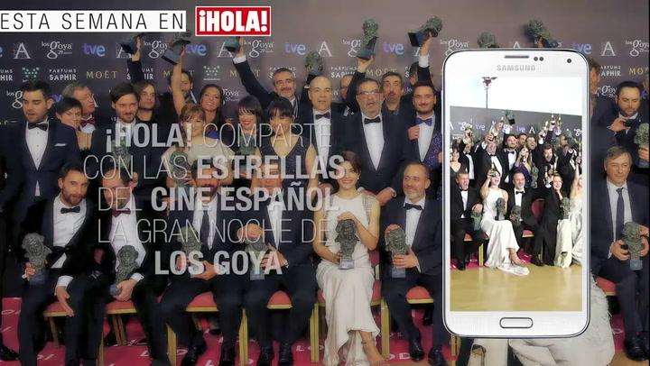 Esta semana en ¡HOLA!: Ana Boyer y Fernando Verdasco posan juntos por primera vez, todo sobre los Goya más emotivos y elegantes, y más...