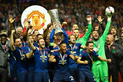 Ajax 0 - 2 Manchester United  (Final Europa League)