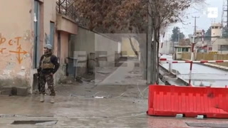 Al menos 4 muertos y 5 heridos en un ataque suicida en Kabul