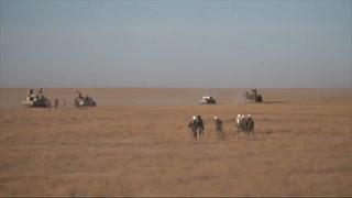 Irak lanza ofensiva en el desierto para expulsar al EI