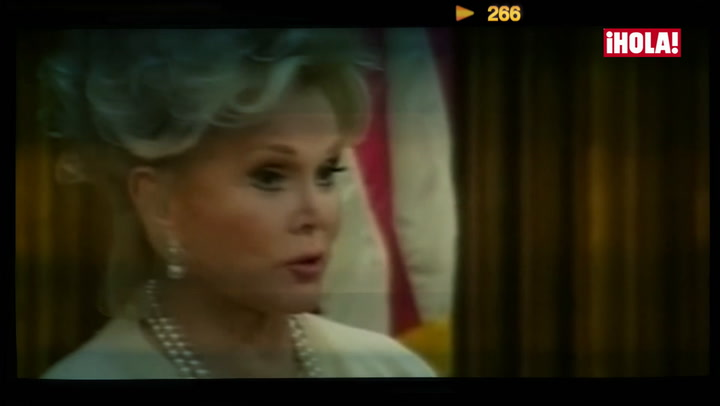 Fallece la actriz Zsa Zsa Gabor a los 99 años