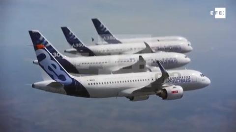 El incierto futuro del A380 empaña los buenos resultados de Airbus en 2017