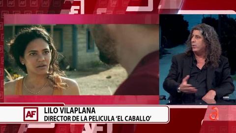 """El director de cine Lilo Vilaplana nos habla de su nueva película, """"El Caballo"""""""