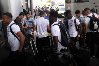 La Selección de Honduras viaja a Corea del Sur para disputar amistoso