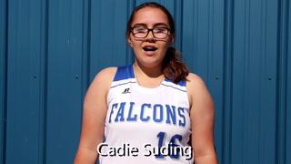 6 in 60 - Cadie Suding