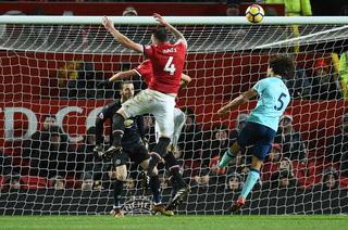 Manchester United sana la herida del derbi con victoria ante el Bournemouth