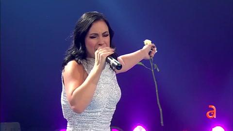 Musical especial con la cantante Lizyanet en TN3