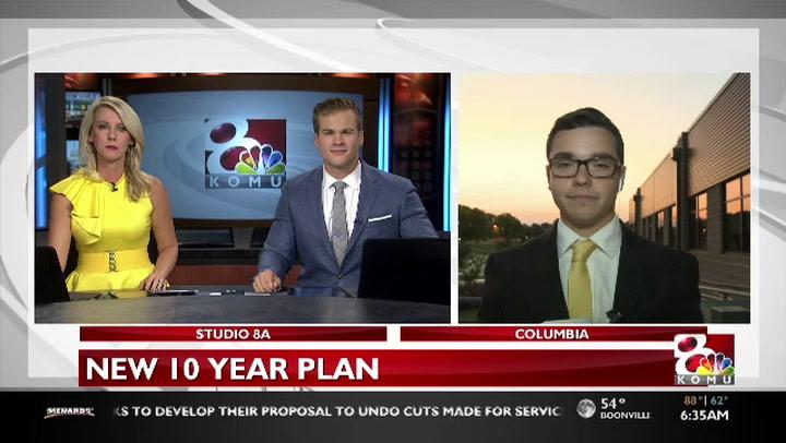 New 10 year plan