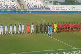 Honduras debuta ganando a Trinidad y Tobago en los Juegos Centroamericanos del Caribe