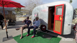 Palm Springs Vintage Trailer Show
