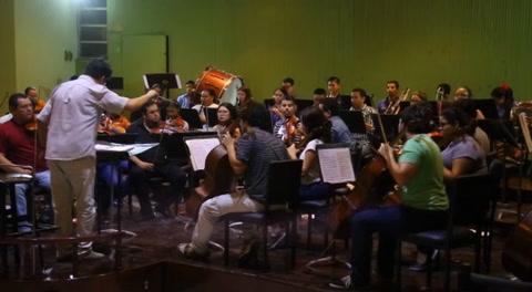 Listo el lanzamiento de la Orquesta Sinfónica de San Pedro Sula