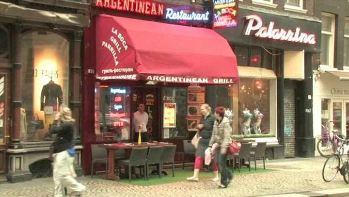 Argentijns Restaurant La Boca - Bedrijfsvideo