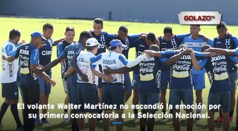 Walter Martínez: