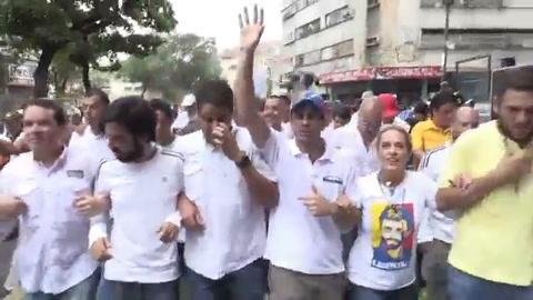 Marcha silenciosa en Venezuela por muertos en disturbios