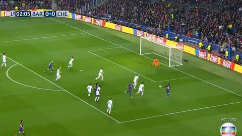 El gol más rápido de Messi en toda su carrera