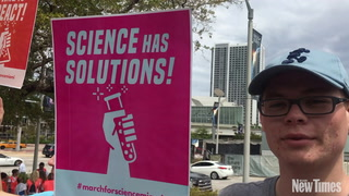Miami March for Science 2017