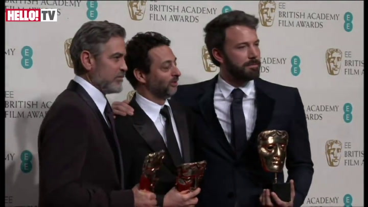 Ben Affleck: To win a BAFTA is a big honour