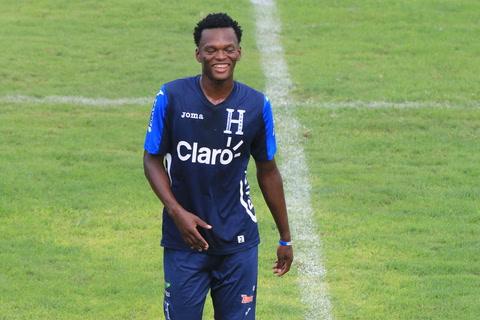 Selección de Honduras se prepara con entusiasmo para Copa Oro 2017