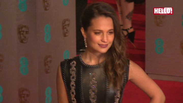 The best moments from the BAFTAS 2016 red carpet