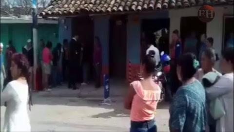 Dos muertos dentro de pulpería en Valle de Ángeles