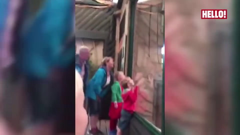 A visit to Chester Zoo