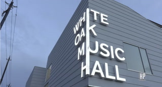 The Sexy New White Oak Music Hall