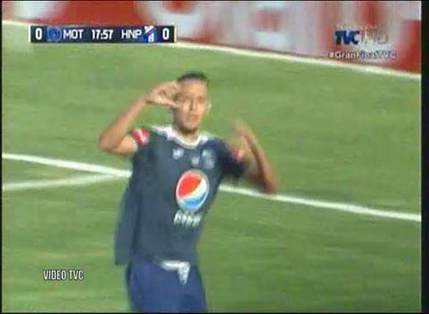 Motagua 1 - 0 Honduras Progreso (Gran Final Liga Nacional de Honduras)