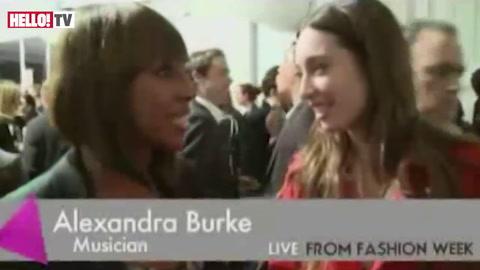 Interview: \'X Factor\' winner Alexandra Burke