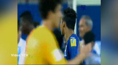 El gesto de deportividad del técnico de Brasil con los hondureños