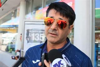 Diego Vázquez sobre dirigir Selección de Honduras: