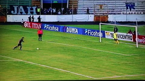 Motagua cae ante Alajuelense en tanda de penales