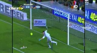 MINUTO 43' ¡GOOOOLLLL DE CHIVAS! Pizarro anota el 0-2 ante Tigres en el Volcán.