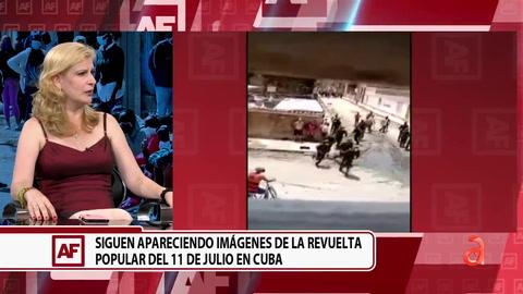 Siguen apareciendo imágenes de la revuelta popular del 11 de julio en Cuba